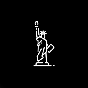 Statue of Liberty by Maxicons from the Noun Project